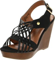 Amazon.com: Madden Girl Womens Klydee Slingback Sandal: Shoes