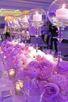 46 Ideas for diy wedding centerpieces purple votive candles Purple Wedding Centerpieces, Diy Centerpieces, Wedding Decorations, Quinceanera Centerpieces, Mod Wedding, Wedding Day, Trendy Wedding, Wedding Blog, Wedding Flowers