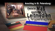 Anschlag in St. Petersburg: Zweierlei Maß westlicher Leitmedien | 06.04....