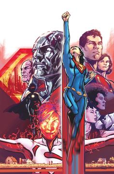 ALL of DC's August 2016 solicits, including month 3 of REBIRTH and the rest of the DCU, Collectibles, Vertigo and the rest.