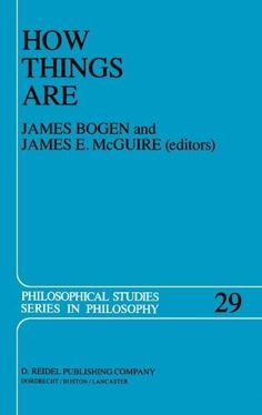 How Things Are:Studies in Predication and the History of Philosophy and Science, white