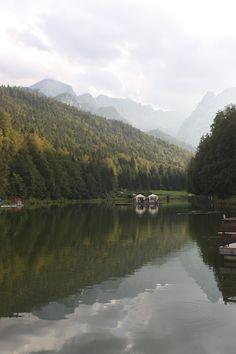 Flossfahrt auf dem Riessersee - Heiraten in Bayern, Hochzeit in den Bergen von…