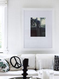 TrendHome: Nanna Lagerman Apartment : DESIGN Dose