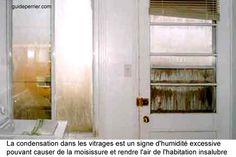 Humidité: Avez-vous besoin d'un échangeur d'air ?