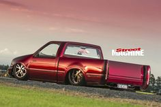 SLAMMED & CHOPPED HOLDEN RODEO MINI-TRUCK WITH AN LS1