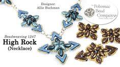 High Rock Necklace (DIY Tutorial)