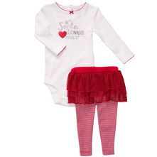 2-Piece Legging Set-Carters Holiday Collection