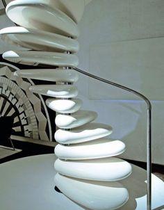 Las #escaleras ya no son como antes. Diseños Creativos.