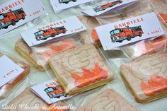 cookies firefighters biscotti pompieri