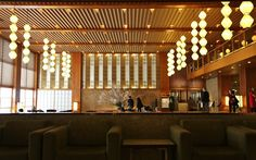 Image result for okura hotel elevator