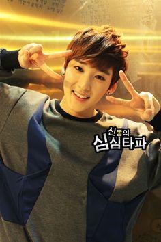 Kevin (U-Kiss) i die everytime i see him smile X.X