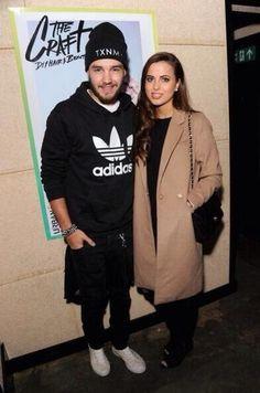 Awwww Sophiam tonight!>>> Liams beard is getting really fluffy, we should name it.......