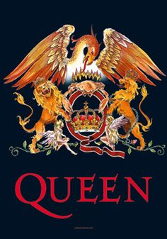 51961 Queen - Crown Fabric Poster – Preegle.com