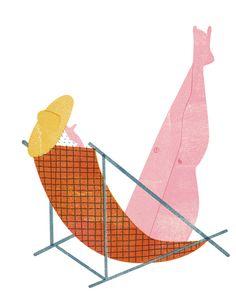 Illustrations August `15 on Behance