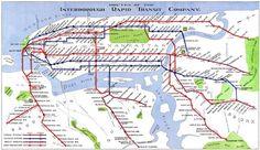New York City Subway: 1925
