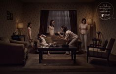 """Intense print PSA ad about stopping child abuse, from Y Mexico. Copy: of abused children turn into abusive adults. Break the circle."""" The campaign just won the Gold Lion at Cannes."""
