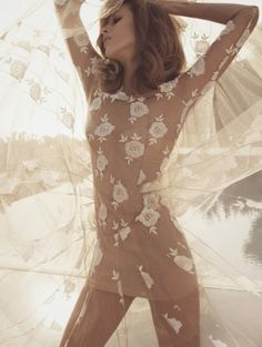 {fashion editorial | julia frauche by camilla akrans for porter magazine}