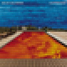 LEGO ALBUMS: Red Hot Chili Peppers - Californication