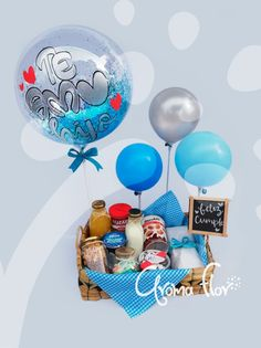 Minnie Mouse Birthday Decorations, Magic Day, Candy Art, Balloon Gift, Birthday Breakfast, Chocolate Bouquet, Birthday Box, Ideas Para Fiestas, Party Gifts