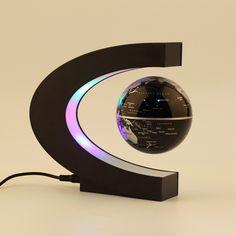$18.85 (Buy here: https://alitems.com/g/1e8d114494ebda23ff8b16525dc3e8/?i=5&ulp=https%3A%2F%2Fwww.aliexpress.com%2Fitem%2FNewest-Electronic-Magnetic-Levitation-Floating-Globe-Antigravity-magic-novel-light-Birthday-Gift-US-plug-Newest%2F32607597628.html ) Newest Electronic Magnetic Levitation Floating Globe Antigravity magic/novel light Birthday Gift US plug Newest for just $18.85