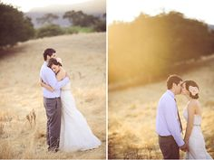 A Backyard Barn Wedding: Emily + Brandon | Green Wedding Shoes Wedding Blog | Wedding Trends for Stylish + Creative Brides