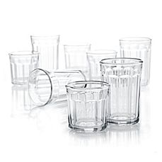 image of Luminarc® Working Glass 16-Piece Glassware Set