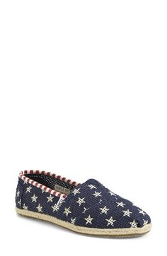 TOMS 'Classic - Freetown Star' Canvas Slip-On (Women) available at #Nordstrom