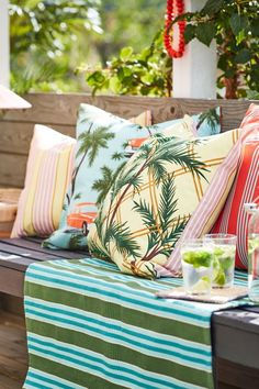 Outdoor Dining Furniture, Outdoor Living, Outdoor Decor, Outdoor Ideas, Ikea Decor, Outdoor Flooring, Outdoor Cushions, Decoration, Modern Decor
