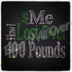Weight loss bling