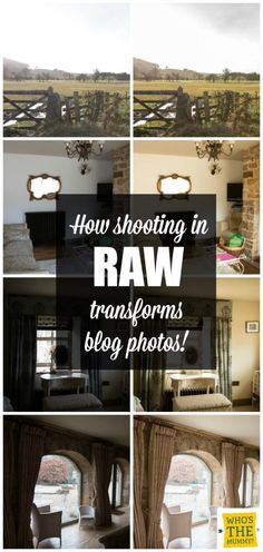Did you know that shooting in RAW can transform your photographs?
