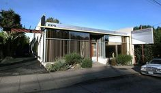 Neutra's Self-Designed Silver Lake Offices