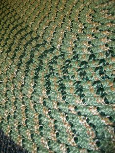 """GREEN, 24' X 66' BRAIDED OVAL RUG, RUNNER, 2 FEET BY 5 FEET 6 INCHES OVAL, REVERSIBLE, 2' x 5'6"""", BRAIDED RUG SALE by DESIGNER RUGS. $35.95. PROMOTIONAL SALE. EXCELLENT VALUE. VERY DURABLE. STAIN, SOIL RESISTANT. BRAND NEW 24"""" X 66"""" GREEN OVAL RUG, RUNNER. GREEN, BEIGE, BROWN ACCENT COLORS. 94% POLYPROPYLENE, 6% POLYESTER, REVERSIBLE."""