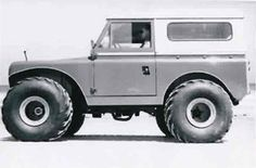 Shell Oil Land Rover