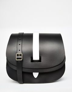 Image 1 of Lost Property of London Arlington Saddle Bag