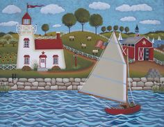 Folk Art, Mary Charles