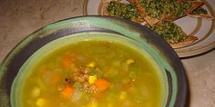 Vegetable Power Protein Soup Recipes......chef at home ......SEASON.... 1 ...... Epi.....All-Veggie Dinner ......5760 .... Food Network Canada