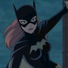Batgirl from Batman: The Killing Joke!