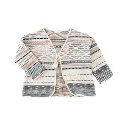 Tribal Jacket (Tribal Pattern) By Tocoto Vintage | Juniper Baby + Kids