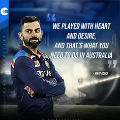 Team India skipper Virat Kohli reflects on the consolation win at Canberra. AUSvIND