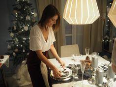 Clássica e para mais tarde recordar. Por GLIMMER LE BLONDE.  #Natal #decoração #bloggers #ikeaportugal