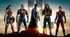 Movie Review: Justice League – Hollywood Jesus Live