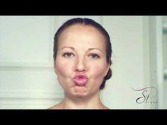 Face Fitness 3 minuty denně cvičení pro obličejové svaly - YouTube
