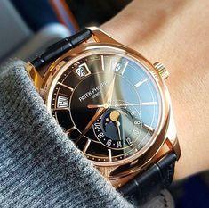Patek Philippe... Worlds most classy dresswatches. Shop here --> https://zaccessoriez.com  #beauty #Fashion #Jewelry #Girl #makeup  #Watches #beautiful #love #cute #happy #amazing