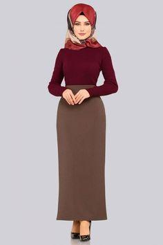 Blouse And Skirt, Dress Skirt, Skirt Set, Muslim Dress, Hijab Dress, Culture Clothing, Art Nouveau Design, High Neck Dress, Clothes