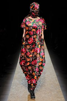 AND IT WILL HOPEFULLY FINISH HERE = Comme des Garçons FW2012_2013  everything else in between should be forgotten ( but not forgiven )