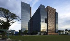 The Duke University/National University of Singapore Graduate Medical School is the first occidental medical research facility in Singapore. The