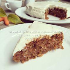 The World's Best Vegan Carrot Cake Vegetarian Desserts, Vegan Dessert Recipes, Vegan Sweets, Cake Recipes, Cooking Recipes, Raw Carrot Cakes, Best Carrot Cake, True Food, Easy Cake Decorating