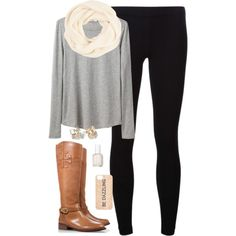"""""""Neutrals"""" by classically-preppy on Polyvore"""