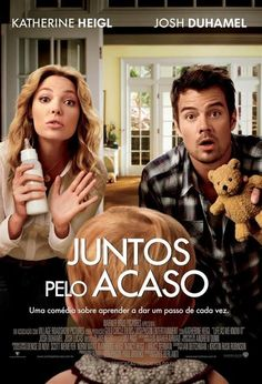Life as we know it - Bajo el mismo techo Josh Duhamel & Katherine Heigl Film Movie, Comedy Movies, Series Movies, Movies And Tv Shows, Katherine Heigl, Good Movies To Watch, Top Movies, Citations Film, Cinema Online