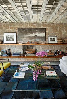 (Foto: divulgação)...a shutter ceiling? Amazing...